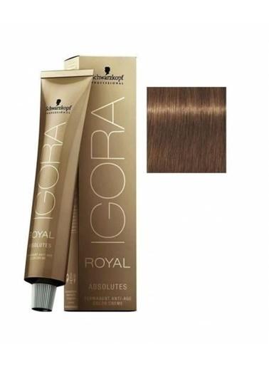Schwarzkopf Igora Saç Boyası -Royal Absolutes 7-60 Kumral-Çikolata Doğal Renksiz